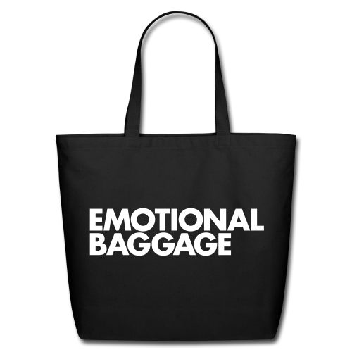 emotional baggage Eco Friendly, Type Based Designer Tote Bags To Help Celebrate Earth Day