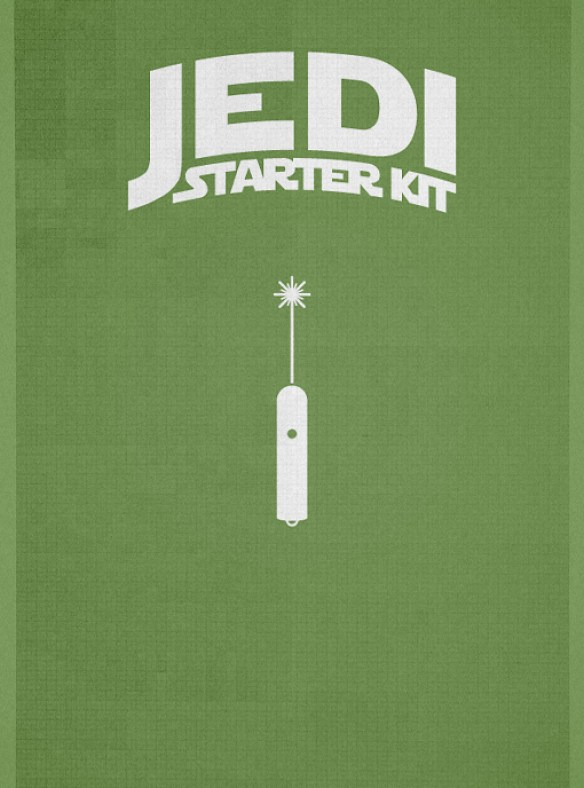 minimalistic jedi starter kit Starter Kits