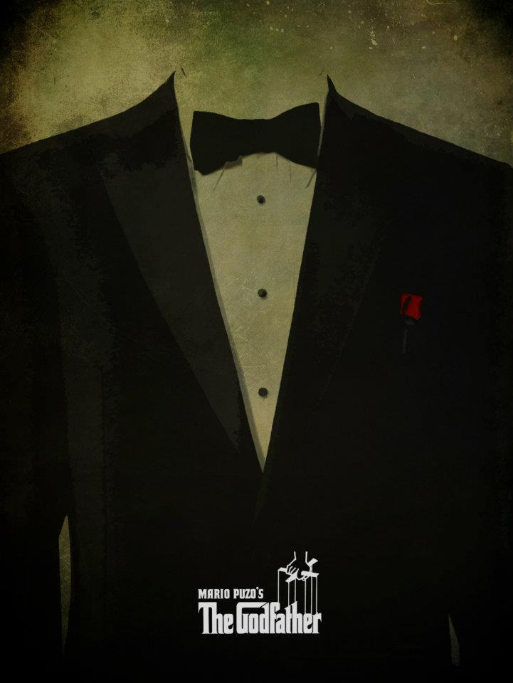 Minimalistic Hollywood Godfather Minimalistic Hollywood