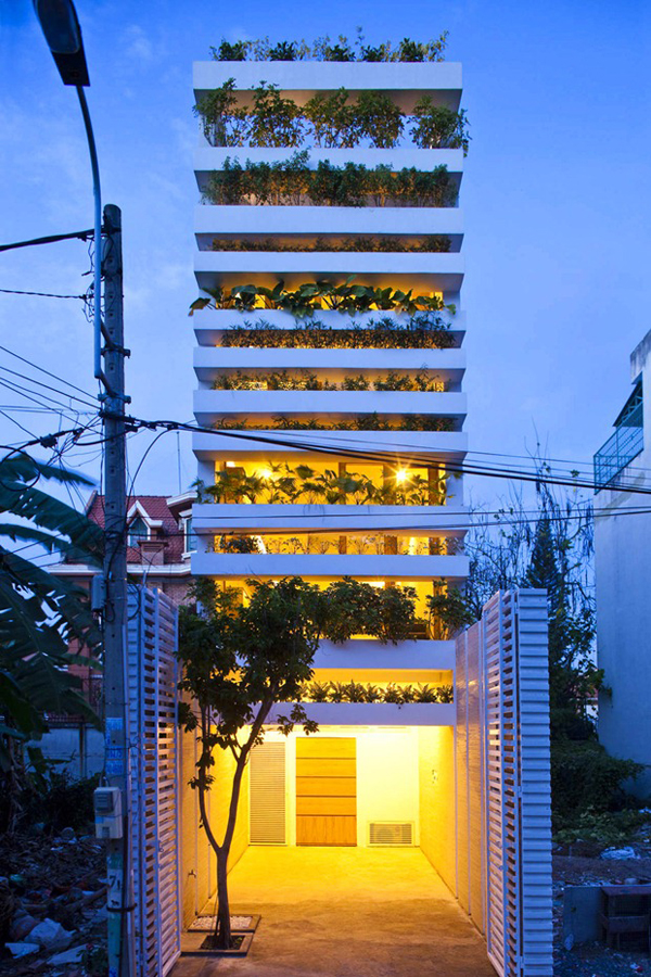 stacking green house vo trong nghia enpundit 1 Stacking Green House by Vo Trong Nghia