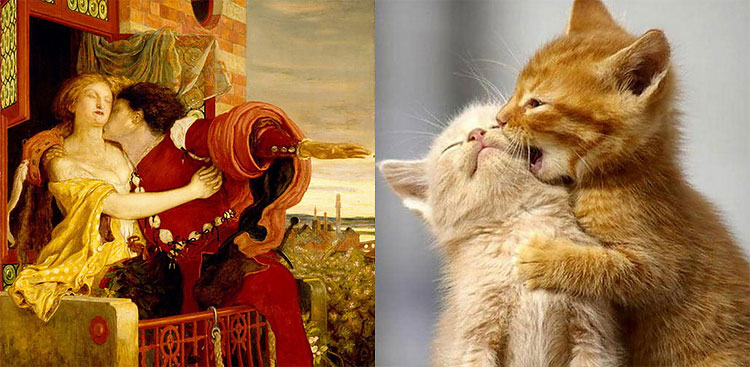 633 The Copycats: Cats Imitating Famous Works Of Art