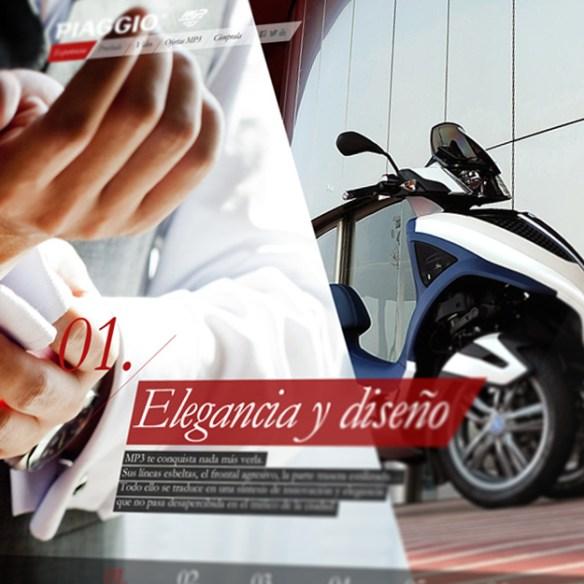 piaggio 011 PIAGGIO / EXPERIENCIA MP3