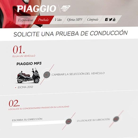 piaggio 021 PIAGGIO / EXPERIENCIA MP3
