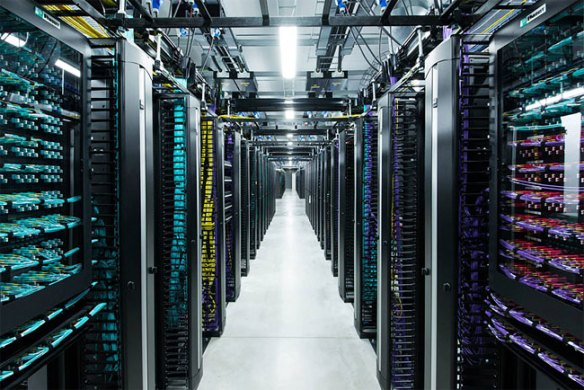 1317 Inside Facebook's Data Center Near the Arctic Circle