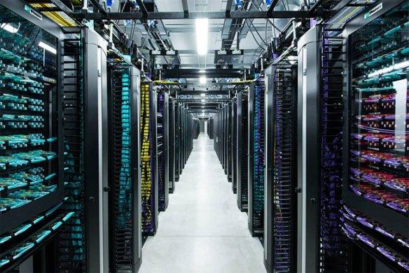 1317 Inside Facebook's Data Center Near the Arctic Circle