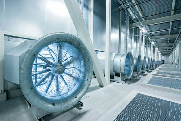 1513 Inside Facebook's Data Center Near the Arctic Circle