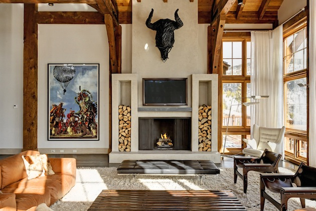 A Northwest Eclectic Art Filled Retreat