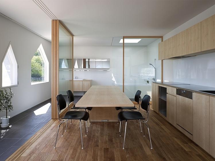 012 house jigozen suppose design office House in Jigozen by Suppose Design Office