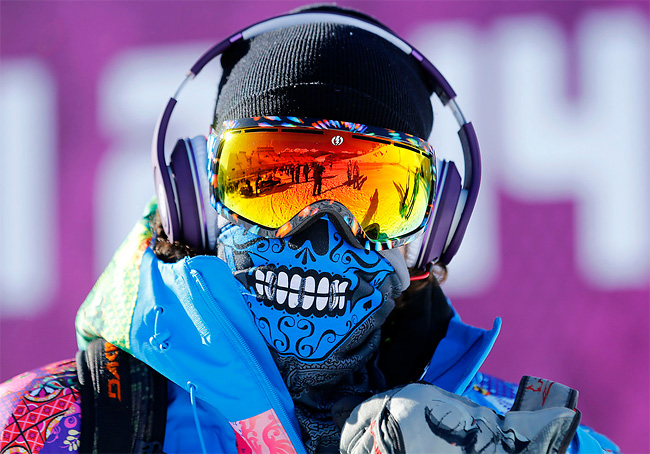 179 Photo of the Day: Olympic Face
