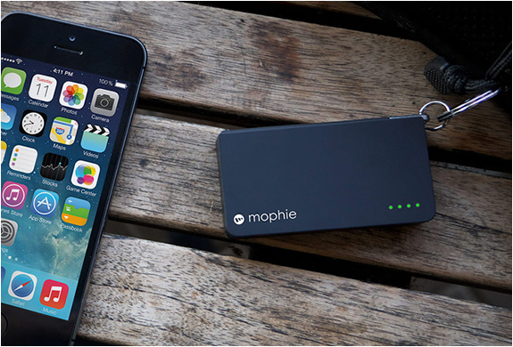 mophie lightning power reserve 5 Mophie Lightning Power Reserve
