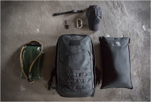 goruck rucking kits 3 Goruck Rucking Kits