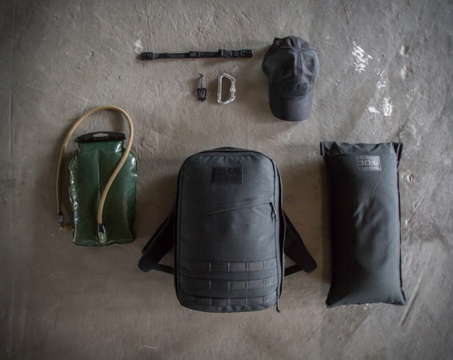 goruck rucking kits large 650x517 Goruck Rucking Kits
