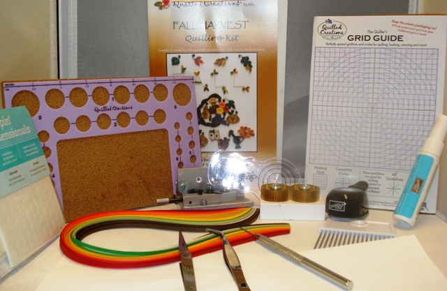 Advanced Quilling supplies