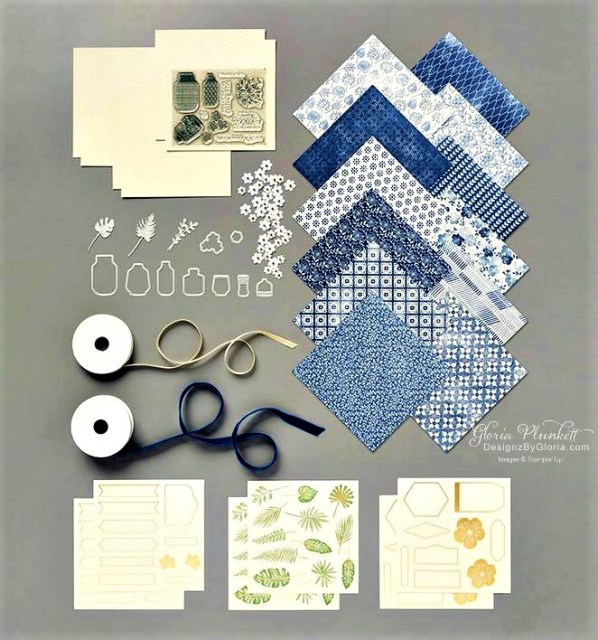 """Boho indigo product medley, boho indigo product medley refill, peony dies, itty bitty greetings stamp set, layering square dies, Playful alphabet dies, Pampered pets stamp set, pet dies, whale builder punch, playful pets designer series paper, whale of a time dsp, 3/8"""" sheer ribbon, whale of a time sequins, Gold hoop embellishments, free as a bird stamp set, magenta madness cardstock, cinnamon cider cardstock, just jade cardstock, magenta madness cardstock, jar punch, ornate garden specialty designer series paper, itty bitty greetings, pear pizzazz cardstock, seaside spray cardstock, pressed petals specialty designer series paper, botanical prints product medley, detailed band dies, ornate layers dies, Ornate style stamp set, ornate garden specialty designer series paper, ornate layers dies, grapefruit grove cardstock, gold glitter enamel dots, coastal weave 3d embossing folder, basket weave embossing folder, a wish for everything stamp set, word wishes dies, ornate layers dies, ornate floral 3d embossing folder, ornate garden ribbon, ornate garden specialty designer series paper, best dressed 6"""" x 6"""" dsp, pear pizzazz classic ink, sponge daubers, peaceful moments stamp set, subtles embossing folder, rectangle stitched dies, saddle brown stazon ink, blushing bride cardstock, from my heart faceted gems, pear pizzazz classic ink, pleased as punch designer series paper, granny apple green cardstock, basic black cardstock, gorgeous grape cardstock, rococo rose light and dark stampin' blends, granny apple green dark and light stampin' blends, watercolor pencils, blender pen, petal pink cardstock, stitched so sweetly dies, rectangle stitched framelits, 5/8"""" whisper white flax ribbon, real red rhinestones, silicone craft mat, white embossing powder, versamark ink pad, heat tool, watercolor paper, crumb cake cardstock, tear & tape, 1"""" circle punch, simply scored, paper trimmer, Paper Snips, Take Your Pick Tool, Stampin' Sponges, White Chalk Marker, Stitched Rectangle Dies, """