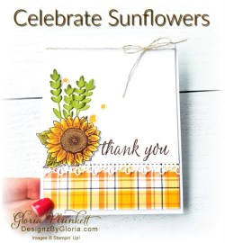 """Celebrate sunflowers stamp set, leaves punch pack, plaid tidings designer series paper, stitched rectangle dies, ornate thanks stamp set, hammered metal 3d embossing folder, poppy moments dies, jar of flowers stamp set, layering square dies, Playful alphabet dies, gather together stamp set, pet dies, whale builder punch, playful pets designer series paper, whale of a time dsp, 3/8"""" sheer ribbon, whale of a time sequins, Gold hoop embellishments, free as a bird stamp set, magenta madness cardstock, cinnamon cider cardstock, just jade cardstock, magenta madness cardstock, jar punch, ornate garden specialty designer series paper, itty bitty greetings, pear pizzazz cardstock, seaside spray cardstock, pressed petals specialty designer series paper, botanical prints product medley, detailed band dies, ornate layers dies, Ornate style stamp set, ornate garden specialty designer series paper, ornate layers dies, grapefruit grove cardstock, gold glitter enamel dots, coastal weave 3d embossing folder, basket weave embossing folder, a wish for everything stamp set, word wishes dies, ornate layers dies, ornate floral 3d embossing folder, ornate garden ribbon, ornate garden specialty designer series paper, best dressed 6"""" x 6"""" dsp, pear pizzazz classic ink, sponge daubers, peaceful moments stamp set, subtles embossing folder, rectangle stitched dies, saddle brown stazon ink, blushing bride cardstock, from my heart faceted gems, pear pizzazz classic ink, pleased as punch designer series paper, granny apple green cardstock, basic black cardstock, gorgeous grape cardstock, rococo rose light and dark stampin' blends, granny apple green dark and light stampin' blends, watercolor pencils, blender pen, petal pink cardstock, stitched so sweetly dies, rectangle stitched framelits, 5/8"""" whisper white flax ribbon, real red rhinestones, silicone craft mat, white embossing powder, versamark ink pad, heat tool, watercolor paper, crumb cake cardstock, tear & tape, 1"""" circle punch, simply score"""