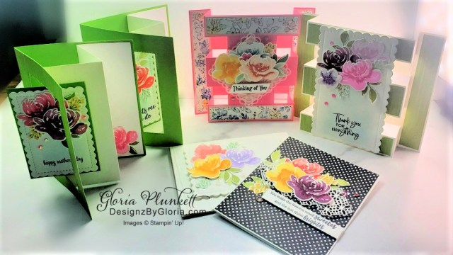 """All things fabulous stamp set, fabulous florals dies, brilliant wings dies, layering ovals, layering circles, rococo rose cardstock, vellum cardstock, slimline, tall, apple builder punch, autumn eaves punch pack, stitched rectangle dies, ornate thanks stamp set, hammered metal 3d embossing folder, poppy moments dies, jar of flowers stamp set, layering square dies, fabulous floral dies, gather together stamp set, pet dies, whale builder punch, playful pets designer series paper, whale of a time dsp, 3/8"""" sheer ribbon, whale of a time sequins, Gold hoop embellishments, free as a bird stamp set, magenta madness cardstock, cinnamon cider cardstock, just jade cardstock, magenta madness cardstock, jar punch, ornate garden specialty designer series paper, itty bitty greetings, pear pizzazz cardstock, seaside spray cardstock, pressed petals specialty designer series paper, botanical prints product medley, detailed band dies, ornate layers dies, Ornate style stamp set, ornate garden specialty designer series paper, ornate layers dies, grapefruit grove cardstock, gold glitter enamel dots, coastal weave 3d embossing folder, basket weave embossing folder, a wish for everything stamp set, word wishes dies, ornate layers dies, ornate floral 3d embossing folder, ornate garden ribbon, ornate garden specialty designer series paper, best dressed 6"""" x 6"""" dsp, pear pizzazz classic ink, sponge daubers, peaceful moments stamp set, subtles embossing folder, rectangle stitched dies, saddle brown stazon ink, blushing bride cardstock, from my heart faceted gems, pear pizzazz classic ink, pleased as punch designer series paper, granny apple green cardstock, basic black cardstock, gorgeous grape cardstock, rococo rose light and dark stampin' blends, granny apple green dark and light stampin' blends, watercolor pencils, blender pen, petal pink cardstock, stitched so sweetly dies, rectangle stitched framelits, 5/8"""" whisper white flax ribbon, real red rhinestones, silicone craft mat, white emboss"""