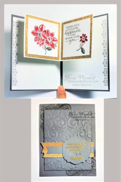 """Hand-penned stamp set, meadow dies, hand-penned designer series paper, peach dies, soft pastels assortment, layering circles, vellum cardstock, slimline, tall, apple builder punch, stitched rectangle dies, ornate thanks stamp set, poppy moments dies, jar of flowers stamp set, layering square dies, fabulous floral dies, gather together stamp set, 3/8"""" sheer ribbon, free as a bird stamp set, magenta madness cardstock, cinnamon cider cardstock, just jade cardstock, magenta madness cardstock, jar punch, ornate garden specialty designer series paper, itty bitty greetings, pear pizzazz cardstock, seaside spray cardstock, pressed petals specialty designer series paper, botanical prints product medley, detailed band dies, ornate layers dies, Ornate style stamp set, ornate garden specialty designer series paper, ornate layers dies, grapefruit grove cardstock, gold glitter enamel dots, coastal weave 3d embossing folder, basket weave embossing folder, a wish for everything stamp set, word wishes dies, ornate layers dies, ornate floral 3d embossing folder, ornate garden ribbon, ornate garden specialty designer series paper, best dressed 6"""" x 6"""" dsp, pear pizzazz classic ink, sponge daubers, peaceful moments stamp set, subtles embossing folder, rectangle stitched dies, saddle brown stazon ink, blushing bride cardstock, from my heart faceted gems, pear pizzazz classic ink, pleased as punch designer series paper, granny apple green cardstock, basic black cardstock, gorgeous grape cardstock, rococo rose light and dark stampin' blends, granny apple green dark and light stampin' blends, watercolor pencils, blender pen, petal pink cardstock, stitched so sweetly dies, rectangle stitched framelits, 5/8"""" whisper white flax ribbon, real red rhinestones, silicone craft mat, white embossing powder, versamark ink pad, heat tool, watercolor paper, crumb cake cardstock, tear & tape, 1"""" circle punch, simply scored, paper trimmer, Paper Snips, Take Your Pick Tool, Stampin' Sponges, White Chalk M"""