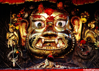 bhairavbaba Kal Bhairava - The Drunken God