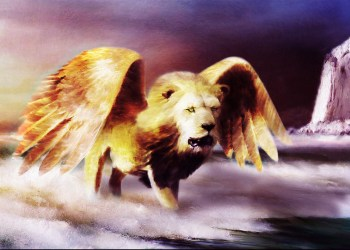 the winged lion The Winged Lions