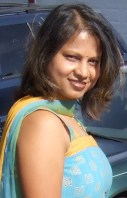 Smita moved to US in 1998, she was trying to be a RJ or news reader In Delhi during that time.
