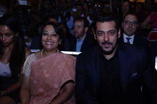 Ambassador Riva Ganguly Das and Salman Khan at the IIFA New York Press Conference (11)