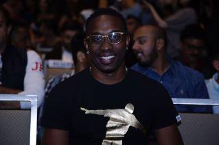 DJ Bravo at the IIFA New York Press Conference (7)