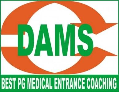 DAMS Delhi Logo