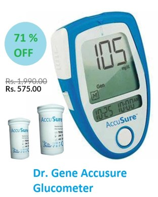 Dr-Gene-AccuSure-Glucose-Meter-With-2-Vials-Of-50-Test-Strips-7fd71383-4c4e-4818-a7d4-b143a4de252b