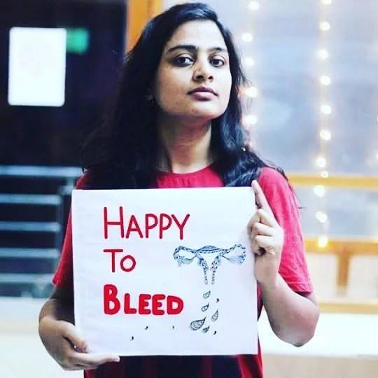 Happy to bleed