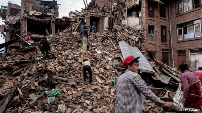 Doctors' Humane effort at Nepal Earthquake epicentre