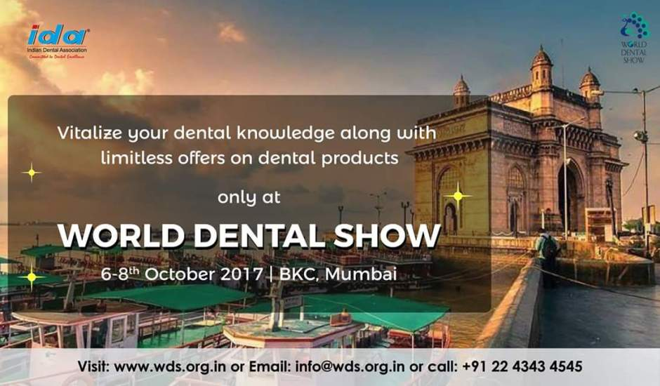 World Dental show 2017