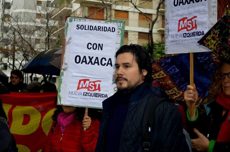 foto: Asamblea de Méxicanxs en Argentina