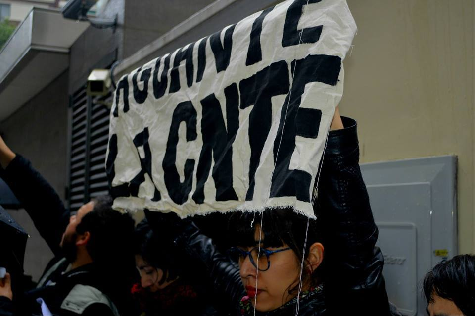 foto: Asamblea de Mexicanxs en Argentina