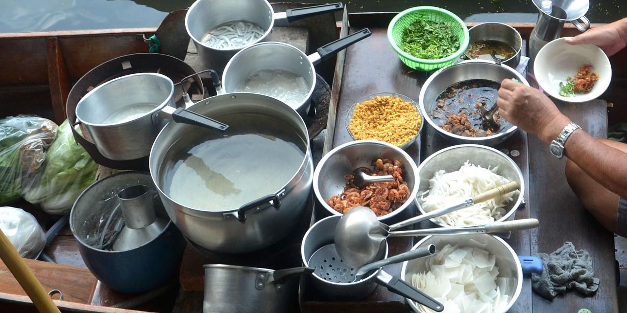 Ustensiles de cuisine : Les dangers