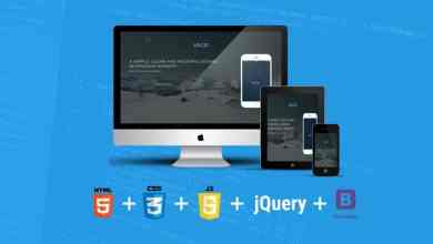 Build Responsive Website Using HTML5, CSS3, JS And Bootstrap