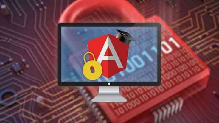 Angular 7 Security Masterclass (With FREE E-Book) Download Free