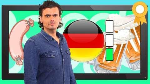 Learn German Language: Complete German Course - Beginners