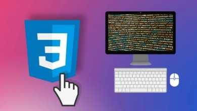 Web Development - CSS3 - Scratch till Advanced Project Based