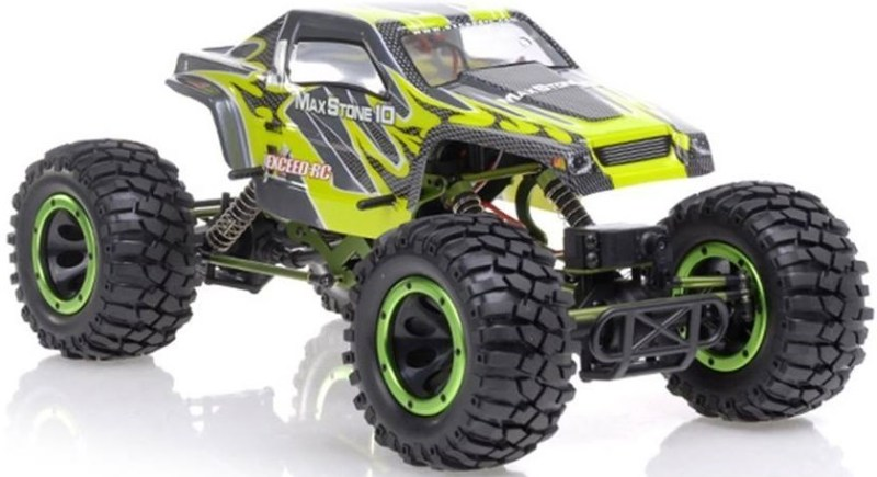 Exceed RC MaxStone 4WD Powerful Electric Remote Control Rock Crawler 100% RTR