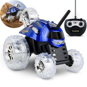 Sharper Image Remote Control Car RC Cars Toys 27MHz Best Childrens Spinning 360