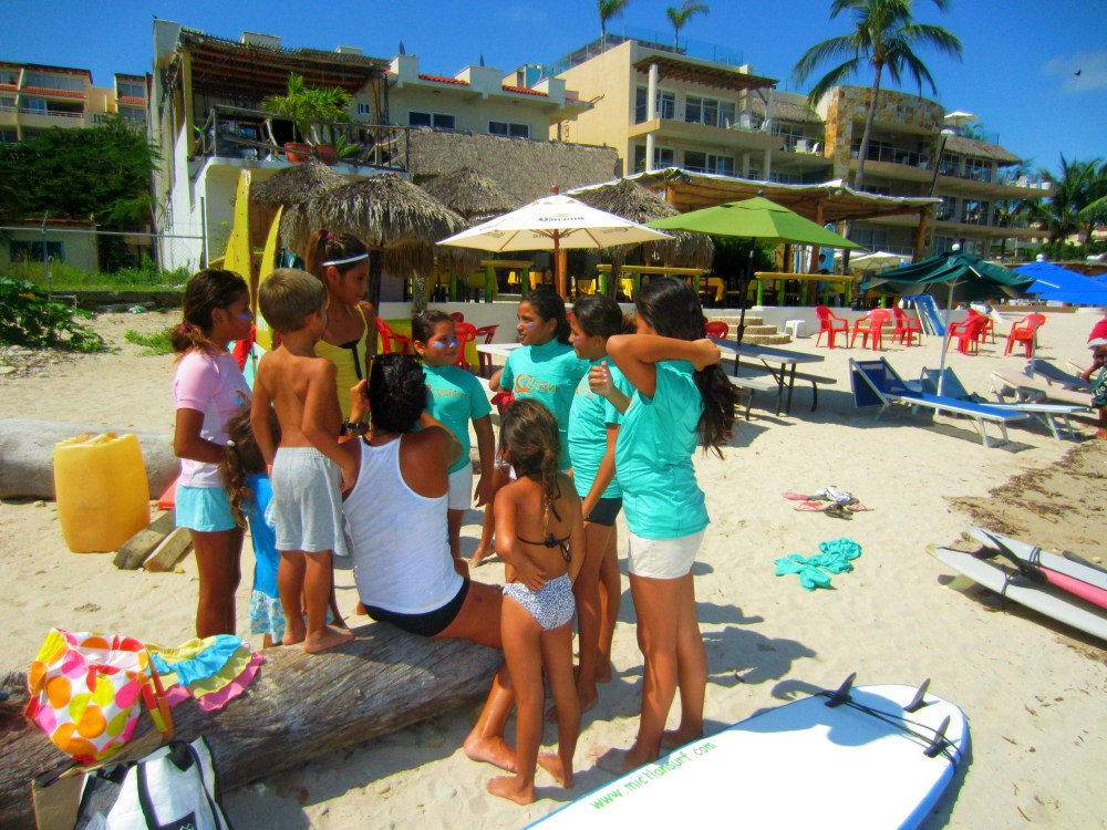 Sunshine, Surfboards and Smiles with the Wahine Project in Punta de Mita, Mexico (3/6)