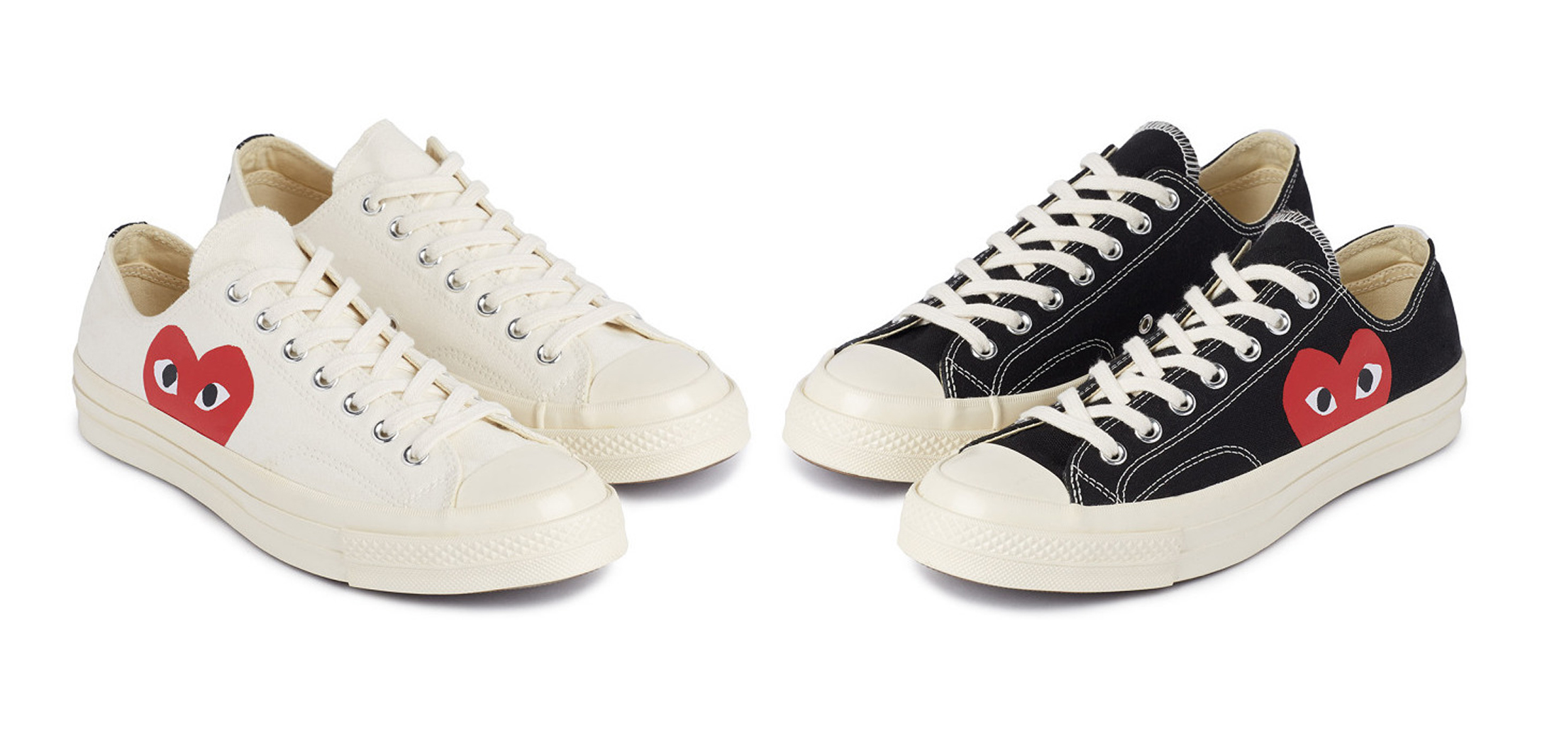 6813fe8caa2a i really want a pair of the new comme des garcons play x converse chuck  taylor all star  70 collab. they also come in a high top version but i have  my ...