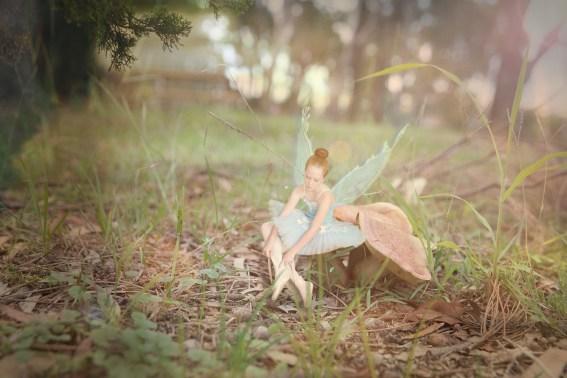 aa caitlin ballet fairy forrest