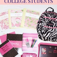 The Ultimate Supply Checklist for College Students (Includes Printable)