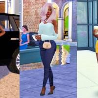 Sims 4: Instagram Baddie Create-A-Sim