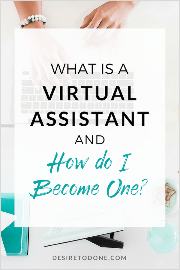 Becoming a Virtual Assistant helped me fulfill my dream of working from home. I work with amazing people, make more money than I did at my job, and now have flexibility in my schedule for things that matter. Click through to learn what a Virtual Assistant is and how you can become one.