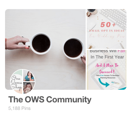 Follow group boards as part of your Pinterest marketing strategy.