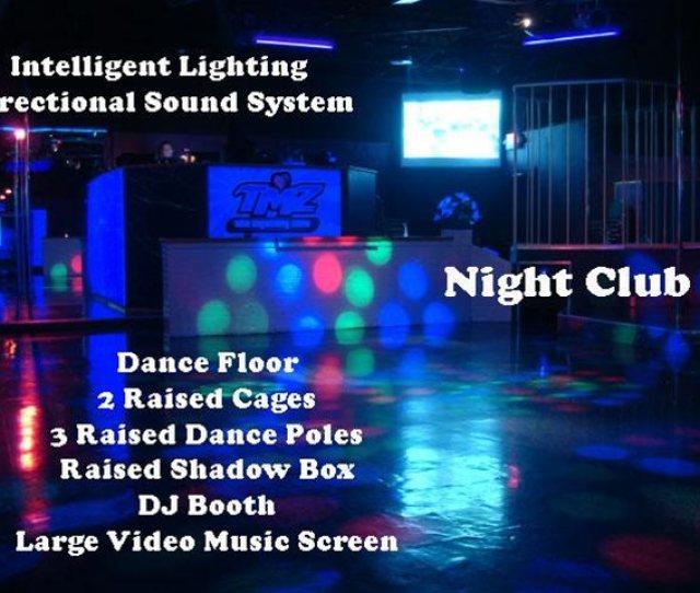 Tmz Houston Swingers Club Dance Floor