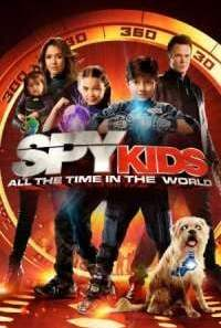 Download Spy Kids 4-D: All the Time in the World (2011) Dual Audio {Hindi-English} Movie