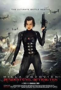 Download Resident Evil: Retribution (2012) Dual Audio {Hindi-English} Movie
